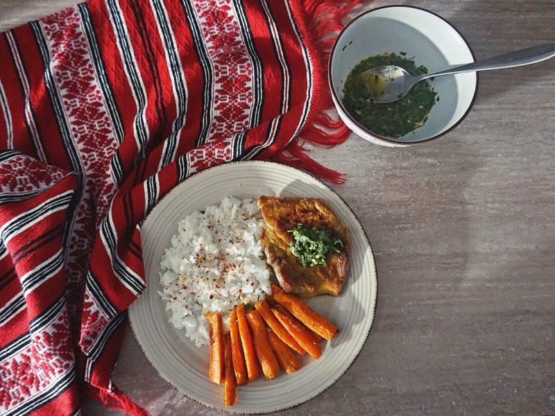 Papakit Porc cu legume