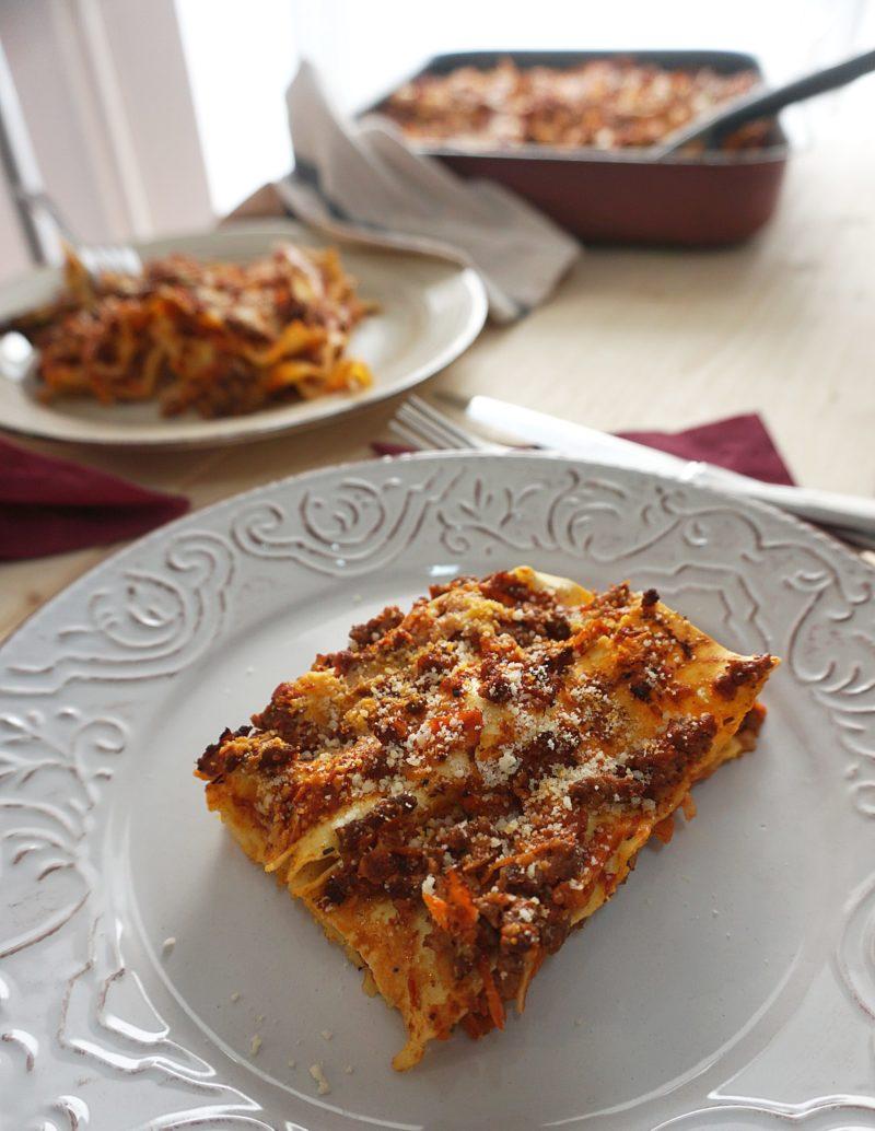 Lasagna Papakit