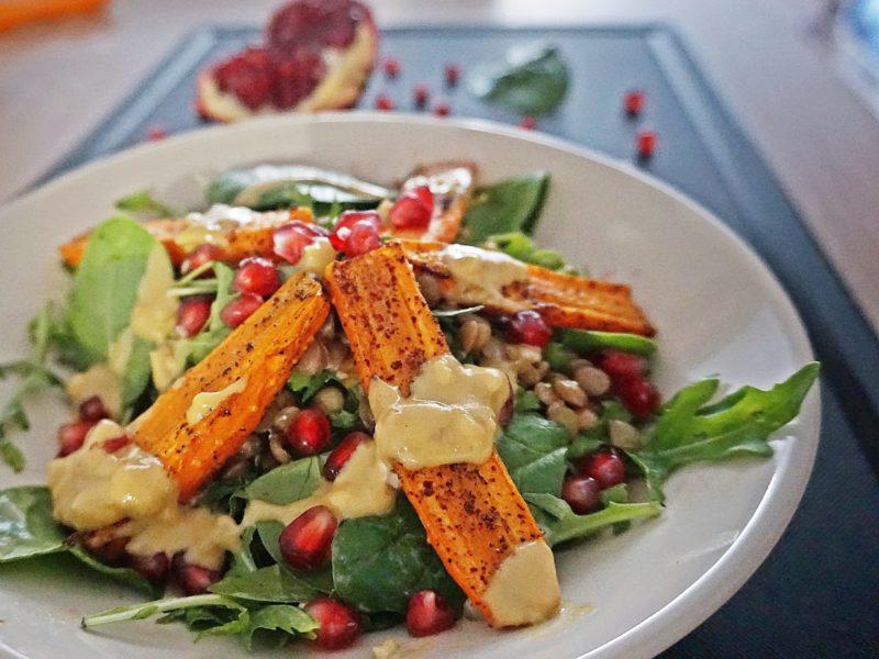 Despre noi Papakit Salată cu linte Meniu
